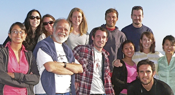 clean group shot ucsb parasitology